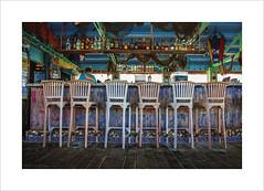 3 doubles or 2 triples? (andyrousephotography) Tags: sea sun holiday beach bar relax hotel coast pier venezuela aruba drinks shack cocktails palmbeach riupalace dutchcaribbean