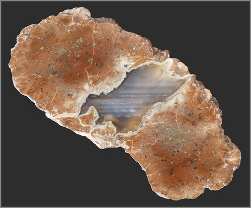 Dry Creek thunderegg
