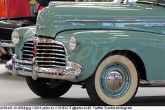 2016-05-19 0054 CARS Mecum Auto Auction 2016 (Badger 23 / jezevec) Tags: history car advertising photography photo image photos sale antique auction indianapolis picture indiana automotive gas americana collectible sein bid signe zeichen signo 2016  znak    jezevec  uithangbord mecum enklas indianastatefairgrounds tegn    merkki mrk    mecumautoauction   20160519