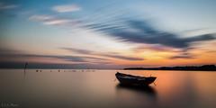silence (E.J.A. Photo) Tags: sonnenuntergang langzeitbelichtung sunset waves wellen stille ruhe inselrgen ostsee meer sea balticsea