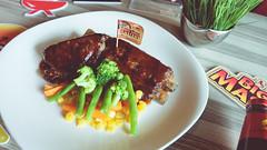 luna j x lee kum kee (10 of 18) (Rodel Flordeliz) Tags: restaurant luna grill friedrice sauces barbecuesauce babybackribs leekumkee lunaj