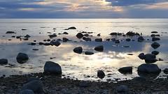 Stones (mpersson60) Tags: sea sweden stones sverige gotland visby hav stenar