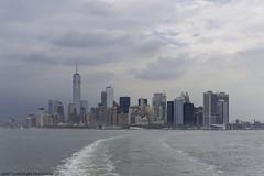 Manhattan Battery View (ExactoCreation) Tags: new york ferry island manhattan staten