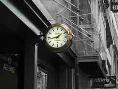 011 clock (jasminepeters019) Tags: clock europe time clocktower timepiece europetrip ticktock 100shoot