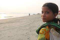 Beach (martien van asseldonk) Tags: beach girl bangladesh coxsbazar martienvanasseldonk