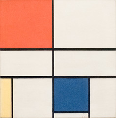 Composition C (No. III) with Red, Yellow and Blue, 1935 (Jonathan Lurie) Tags: tate modern piet mondrian london art museum eu16 europe painting museums artinmuseums modernart pietmondrian tatemodern fineart artinmuseumsphotographsofartphotographs photographsofart
