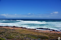 Overlooking the coast from Misty Cliffs (deonthomas_powell) Tags: overlooking coast from misty cliffs mistycliffs capetown