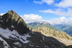 Fuori dall'Ombra (Roveclimb) Tags: shadow mountain alps suisse hiking ombra mountaineering alpinismo svizzera alpi montagna klettern alpinism splugen spluga escursionismo suretta graubunden grigioni seehorn rothornli surettaluckli