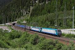 412 004 / 07.06.16 (Schumny) Tags: eu43 412 bombardier italien italy train treni bahn eisenbahn terme di brennero brenner 004 klv zug fs