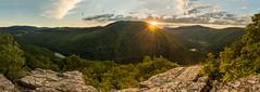 Bujanovsk vrchy (dalibor.papcun) Tags: sunset panorama nature slovensko slovakia dolina huta run uchta rolova bujanovks