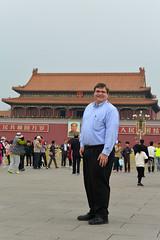 Tiananmen Gate of Heavenly Peace (jkozik) Tags: china beijing forbiddencity tiananmensquare tiananmengate 2016 thegateofheavenlypeace
