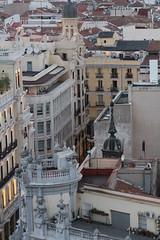 Noche de San Juan desde el cielo (garciaprieto2013) Tags: madrid espaa spain tejados roofs azoteas rooftops atardecer sunset arteconsentido