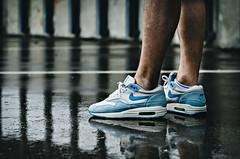 """Nike Air Max 1 """"Pale Blue"""" (b_represent) Tags: sneakers nike sneaker paleblue airmax airmax1 nikeairmax airmax87 nikeairmax1"""