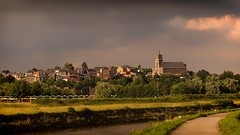 Le long de la Sambre-Belgium (Yasmine Hens) Tags: church water eau europa flickr belgium ngc glise namur hens yasmine wallonie sambre flawinne iamflickr flickrunitedaward hensyasmine