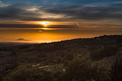 Sundown (der_woici) Tags: italien die val toskana 2016 pesa tavernelle