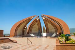 Pakistan Monument - Islamabad (meesaw_sabba) Tags: pakistan monument architecture canon islamabad pakistaniphotographers pakistanmonument canon600d canonefs18135mm waseemabbas