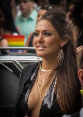 pretty (try...error) Tags: vienna wien gay portrait people woman sexy town pride olympus parade gaypride dsds 2016 regenbogenparade