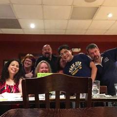 6/28/16 Trivia Winners! (Karol A Olson) Tags: friends bowie maryland silliness winners trivia jun16 project3662016 oldtownbowiegrill