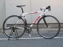 IMG_9373 (EastRiverCycles) Tags: road bike bicycle tokyo parts  hubs chrisking  2016 r45 bikeparts cinelli   handmadebicycle   eastrivercycles simworks     dtswissrr440 cinellispirit