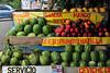 Watermelons, Costa Rica (dimarbeiz9) Tags: costarica seller sanjose agribusiness watermellon