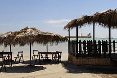 you can find here peace, quiet, tranquility and 1 plus x glasses Marsala (claude05) Tags: lagoon saline spiaggia marsala beachbar isolagrande isoladellostagnone torresanteodoro