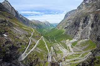 Trollstigen the Troll's Path