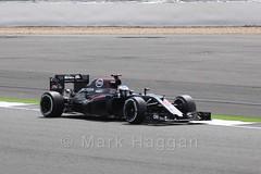 Fernando Alonso in his McLaren in Free Practice 2 at the 2016 British Grand Prix (MarkHaggan) Tags: fp2 freepractice freepractice2 2016britishgrandprix britishgrandprix british grandprix 2016 britishgrandprix2016 motorsport motorracing car vehicle racingcar formulaone f1 formula1 silverstone northamptonshire 08jul2016 08jul16 fernandoalonso alonso fernando nando nandoalonso mp431 mp4 mclaren mclarenf1