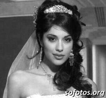 Penteados para noiva 198