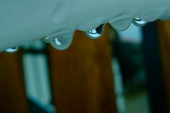 Waterdrops Outtake (donlunzo16) Tags: color water rain bench drops fuji drain clear fujifilm königseggwald x100s