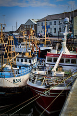 Kilkeel Harbour (bazmcq) Tags: uk ireland port boats boat fishing ship harbour vessel northernireland capture northern kilkeel ulster countydown icapture i flickraward northernirelandphotography