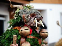 Silvesterklaus - such a perfect mask ! (Markus CH64) Tags: st schweiz nikon sylvester kultur klaus mummers markus appenzell brauchtum waldstatt 2013 ch64 ausserrhoden d3s silvesterkluse silvesterklaus silvesterchlaus