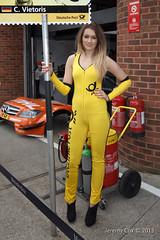 -7099.jpg (OctEight Photography) Tags: racing dtm brandshatch deutschepost gridgirl