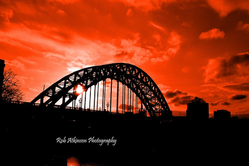 newcastle tyne bridge