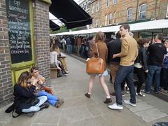 London life (Paul-M-Wright) Tags: street uk england london photography market broadway hackney 2013