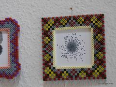 Bgelperlen Rahmen (petuniad) Tags: perler prlplattor hamabeads strijkkralen bgelperlen