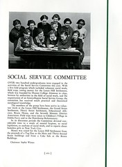 Social Service Committee (Hunter College Archives) Tags: students club 1936 photography yearbook clubs hunter committee activities huntercollege studentorganizations organizations studentactivities studentclubs wistarion studentlifestyles thewistarion socialservicecommittee