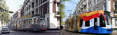 As time goes by: Amsterdam 1971 - 2013 (Amsterdam RAIL) Tags: amsterdam trolley transport tram triumph tramway articulated westerpark strassenbahn tramvaj tranvia gvb oldnew triumphherald elctrico 1g combino tramvia 553 astimegoesby gvba enkeltje gvbamsterdam beijnes gelenktriebwagen enkelgelede amsterdamrail gemeentevervoerbedrijfamsterdam 1g7g gvb553 koningstram gvb2033