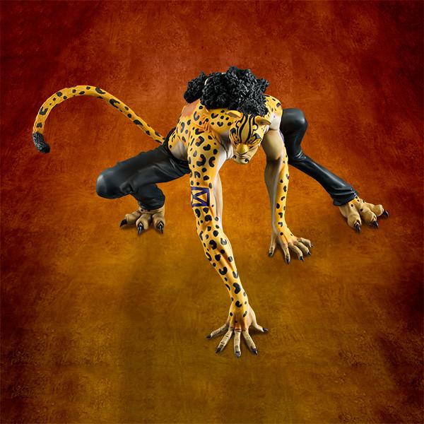 【360度模式】P.O.P MAS系列 羅布‧路基 Ver. 豹【紙繪武身】