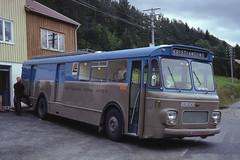 JHM-1977-1193 - Norvège, Oppdal, autocar (jhm0284) Tags: norvège norvege