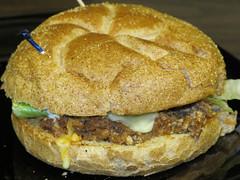 Buffalo cheesesteak (Coyoty) Tags: food hot college cheese bread cafe buffalo connecticut ct sandwich steak spicy cheesesteak farmington cornercafe tunxiscommunitycollege