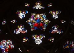 East Window, Sheldon (Aidan McRae Thomson) Tags: church window birmingham victorian stainedglass westmidlands warwickshire sheldon wardhughes