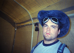 (icka) Tags: 2005 film 35mm nevada september2005 josh burningman blackrockcity brc burningman2005 colorfilm