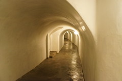 Tunnel where KPA headquarters was based (uritours) Tags: kpa northkorea pyongyang dprk kimilsung uritours