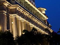 Fullerton Hotel (tord75) Tags: street nightphotography photography singapore exposure 2013 worldwidephotowalk worldwidephotowalk2013