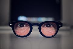Eyes 293/365 (donlunzo16) Tags: city colour film photoshop computer glasses eyes mac aperture nikon stuttgart pack 02 specs theme layers d200 selfie day293 preset vsco day293365 3652013 365the2013edition 20oct13