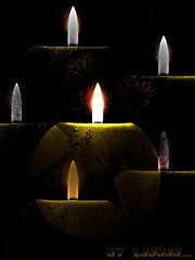 Nov 2: All Souls' Day...Light a Candle for the Dead........ (ljucsu) Tags: artphoto bestcapturesaoi ringexcellence dblringexcellence tplringexcellence eltringexcellence