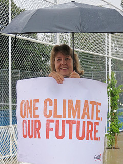 From http://www.flickr.com/photos/28713775@N02/10901487475/: Action on Climate Change