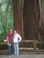 """Davy and Christie in Muir Woods • <a style=""""font-size:0.8em;"""" href=""""http://www.flickr.com/photos/109120354@N07/11042800235/"""" target=""""_blank"""">View on Flickr</a>"""