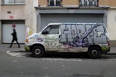 Horfé (lepublicnme) Tags: november paris france truck graffiti pal horfé 2013 horfée horphé horphée palcrew
