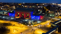 Christmas at Union Station in Kansas City (Bill in DC) Tags: christmas leica mo kansascity missouri unionstation stations 2013 leicadlux6